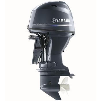 Лодочный мотор  Yamaha F70AETX -  подвесной мотор для яхт и рыбацких лодок