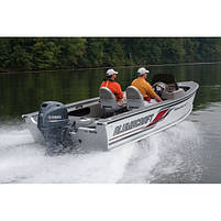 Двигун для човна Yamaha F70AETX- підвісний двигун для яхт і рибальських човнів, фото 5