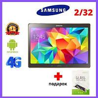 Планшет Samsung Galaxy Tab 10 8 ядер 4G GPS 2 gb / 32 gb Android 10 Планшет Самсунг черный