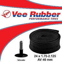 Камера Vee Rubber 24 x 1.75-2.125 AV 40 мм