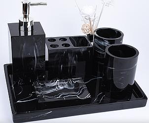 Набор керамических аксессуаров для ванной 6 предметов RD-119