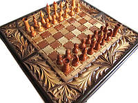 Шахматы на подарок ручной работы, фото 1