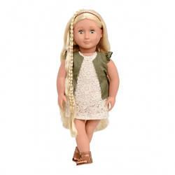 Большая кукла, с длинными волосами, 46 см, блонд, Our Generation