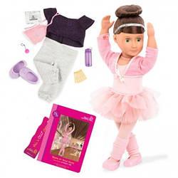 Кукла Балерина Сидней Ли, 46 см, Our Generation