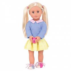 Игрушка кукла детская Бонни Роуз, 46 см, Our Generation, Реборны, куклы, пупсы
