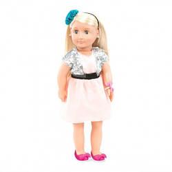 Кукла для девочки Аня, с украшениями, 46 см, Our Generation