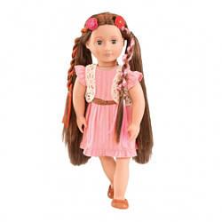 Детская кукла с растущими волосами Паркер, 46 см, Our Generation