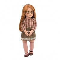 Кукла большая детская Эйприл, 46 см, Our Generation