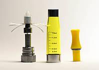 Клиромайзер Boge CE5 (2,0-2,4 Ом; 1,6 мл) - желтый, фото 1