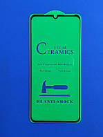 Защитное керамическое стекло-пленка для смартфона Вlackview А70