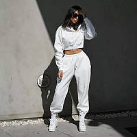 Женский спортивный костюм топ и штаны, фото 1