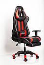 Компьютерное кресло для геймеров  ZANO DRAGON RED, фото 8