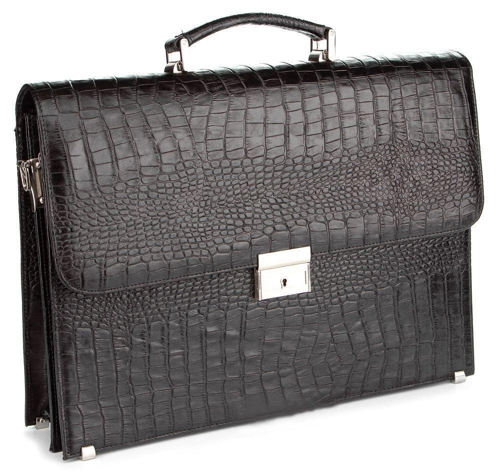 Портфель мужской SHVIGEL 00390 Черный