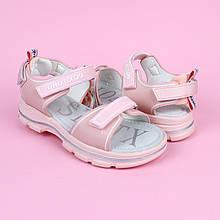 9235D Розовые босоножки для девочки тм Том.м размер 35,37,38