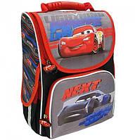 Ранец каркасный для первоклассника Тачки Рюкзак портфель ранец школьный ортопедический для мальчика 1-2 класс