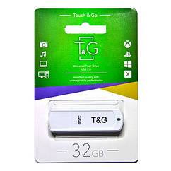 Флеш-накопитель USB 32GB TG 011 Classic Series White TG011-32GBWH, КОД: 1901223