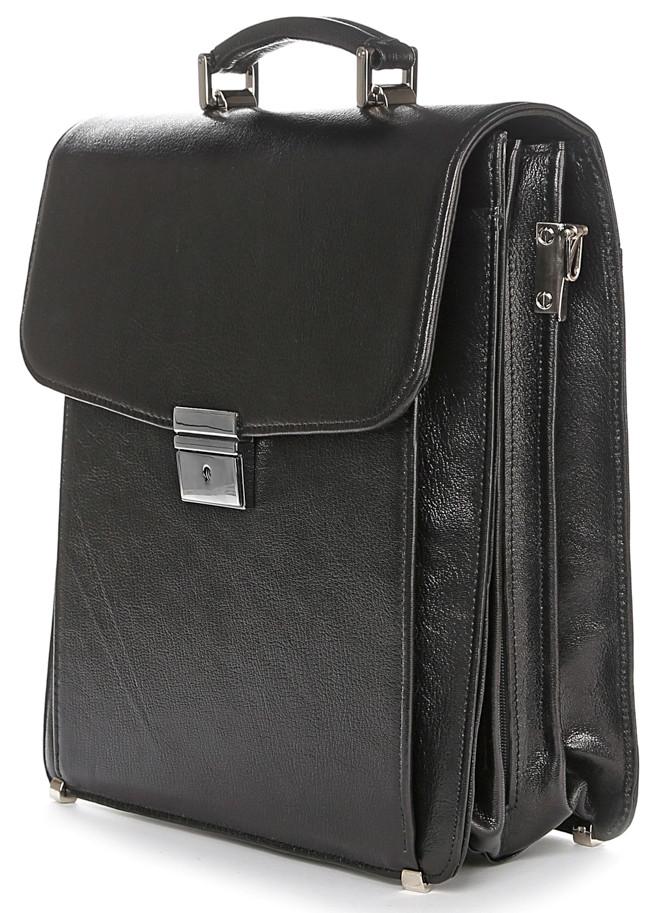 Портфель SHVIGEL 00925 Черный