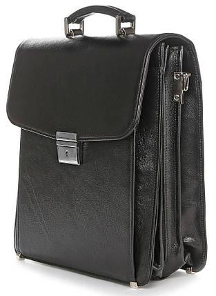 Портфель SHVIGEL 00925 Черный, фото 2