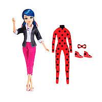 Кукла Miraculous Леди Баг и Супер-Кот S2 - Суперсекрет Маринетт 26см (50355)