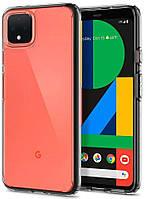 Чехол Spigen Ultra Hybrid Google Pixel 4 XL Crystal Clear (F25CS27549)