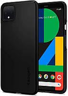 Чехол Spigen Thin Fit Google Pixel 4 Black (F26CS27566)