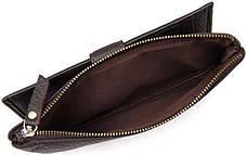 Гаманець Vintage 14447 шкіра Коричневий, фото 2