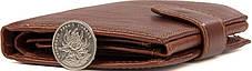 Гаманець чоловічий Vintage 14496 Коричневий, фото 3