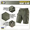 M-Tac шорти Conquistador Flex Army Olive, фото 5
