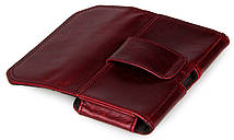 Чохол для смартфона Vintage 14299 шкіряний Бордовий, фото 2