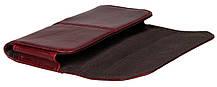 Чохол для смартфона Vintage 14299 шкіряний Бордовий, фото 3