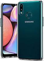 Чехол Epik  Samsung A107 Galaxy A10s Transparent (00000032743_1)