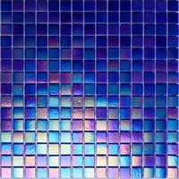 """Стеклянная мозаика Eco-mosaic серия """"Перламутр"""" 2х2см IR17"""