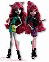 Monster High Наборы 2 в 1 Оборотень и Девушка Дракон Werewolf Dragon