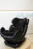Автокрісло CARRELLO Premier CRL-9801 від 9-36 кг, Black Panther, фото 2
