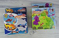 Детская настольная игра Аквамозаика Ассорти Fun Game, Водная мозаика для детей