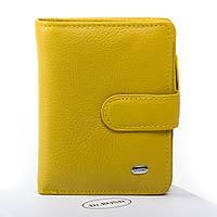 Женский кожаный кошелек 9*12*3, фото 1