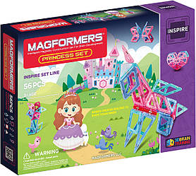 Конструктор магнитный Magformers Прекрасная принцесса 56 деталей (704003)