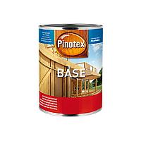 Грунтовка для защиты древесины Pinotex Base 1л