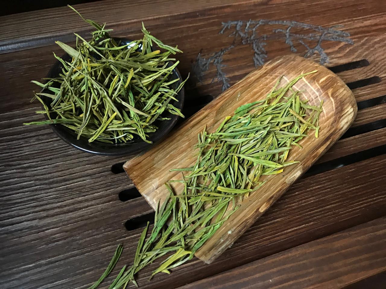 Жовтий чай Аньцзи Хуан Ча Цзинь Я 2021 рік 25 г
