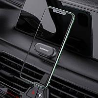 Автомобильный магнитный держатель для телефона на торпеду BOROFONE BH29 черный