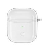 Силиконовый прозрачный чехол Casp на кейс Realme Buds Air / Realme Buds Air Neo /, фото 3