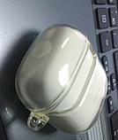 Силиконовый прозрачный чехол Casp на кейс Realme Buds Air / Realme Buds Air Neo /, фото 5