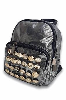 Рюкзак Y-15 бронзовый 23 х 19 х 7 см 115124S
