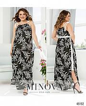 Сукня №2271-чорний чорний/46-48