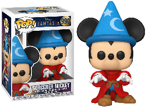 Фігурка Funko Pop Міккі Маус Sorcerer Mickey 10см FP SM 990
