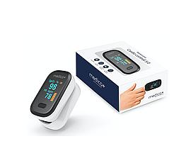 Пульсоксиметр на палец для измерения пульса и сатурации крови MEDICA+ CARDIO CONTROL 5.0