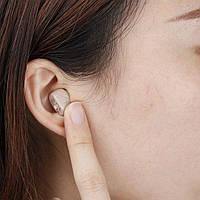 Универсальный слуховой аппарат MEDICA+ Sound Control 11 (Япония) на батарейке, фото 5