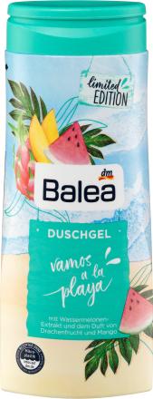 Гель для душа BALEA Duschgel vamos a la playa 300мл