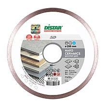 Диск алмазный отрезной Distar Hard ceramics 1A1R 200x1,6x25,4 керамика, керамогранит, мрамор 11120048015