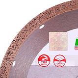 Диск алмазний відрізний Distar 1A1R Hard Ceramics Advanced 230x1,6x25,4 керамограніт, кераміка 11120528017, фото 2